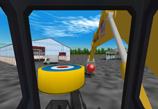 excavator simulators